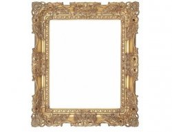 Obrazový rám - Baroko Gold