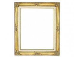 Obrazový rám - Gold beauty
