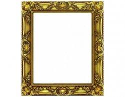 Obrazový rám - Gold look