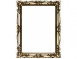 Obrazový rám - Simple Silver