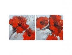 Obrazový set - Krásné květy