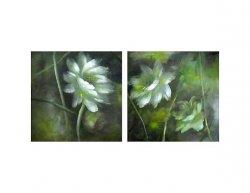 Obrazový set - Lesní květy