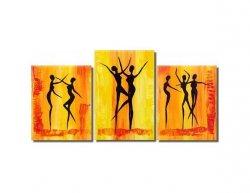 Obrazový set - Sluneční balet