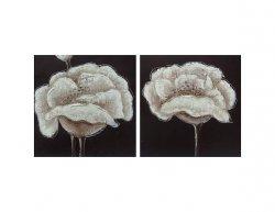 Obrazový set - Velké květy