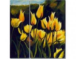 Obrazový set - Žluté květy