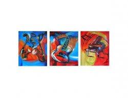 Obrazy - Hudební nástroje
