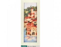 Originální nástěnné hodiny 05633 Lowell Prestige 66cm