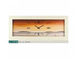 Originální nástěnné hodiny 11071RS Lowell Prestige 66cm