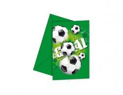 Party pozvánky 6KS Soccer Celebration