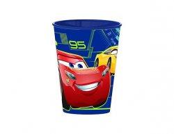 Pohárek plastový CARS 3, 260 ml