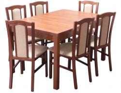 Rozkládací jídelní stůl, typ RRL