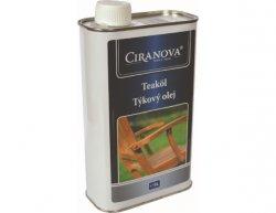 Teakový olej Ciranova, 1l