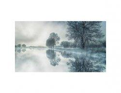 Tištěný obraz - Kouzelná zima