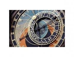 Tištěný obraz - Orloj