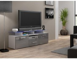 TV stolek Evora Mini bílý