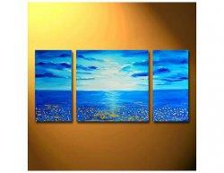 Vícedílné obrazy - Moře