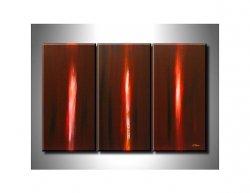 Vícedílné obrazy - Plamínky
