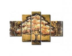 Vícedílné obrazy - Velký strom