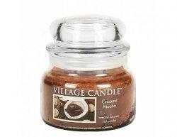 Vonná svíčka ve skle Kokosové moka-Coconut Mocha, 11oz
