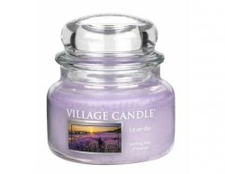 Vonná svíčka ve skle Levandule-Lavender, 11oz