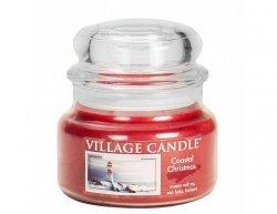 Vonná svíčka ve skle Vánoce v přístavu-Coastal Christmas, 11oz