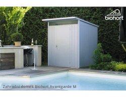 Zahradní domek Avantgarde M