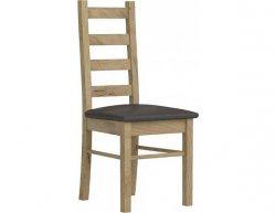 Židle Royal KRZ6, dub kraft