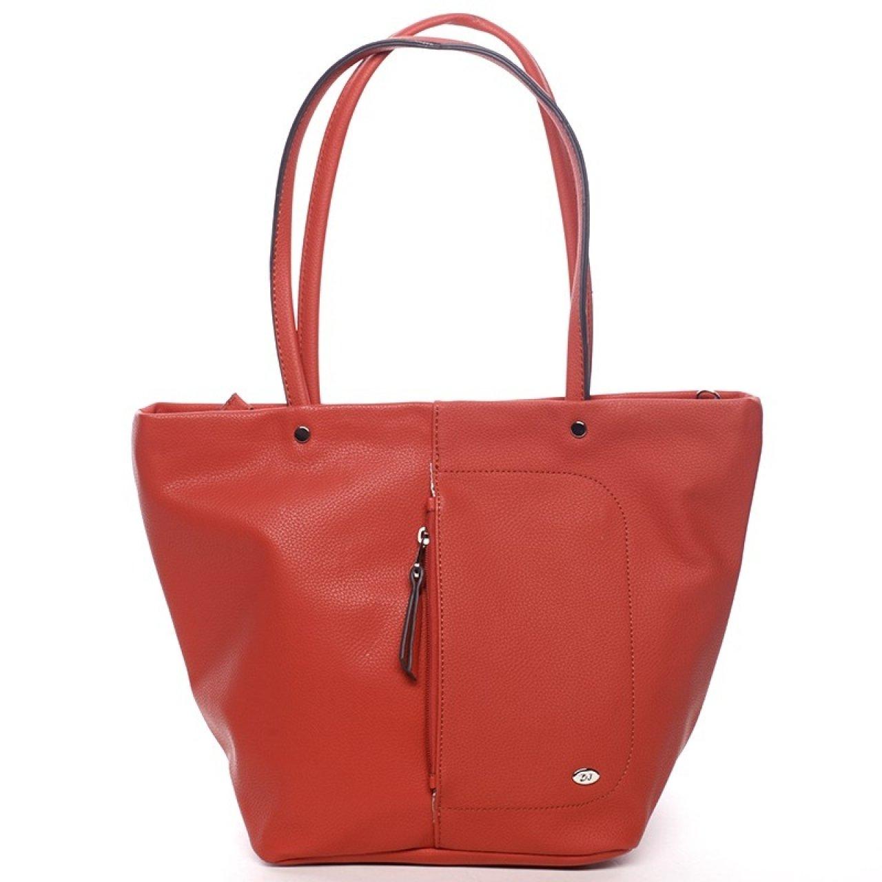 cd609fcfe3 Dámská kabelka David Jones Marny - červená