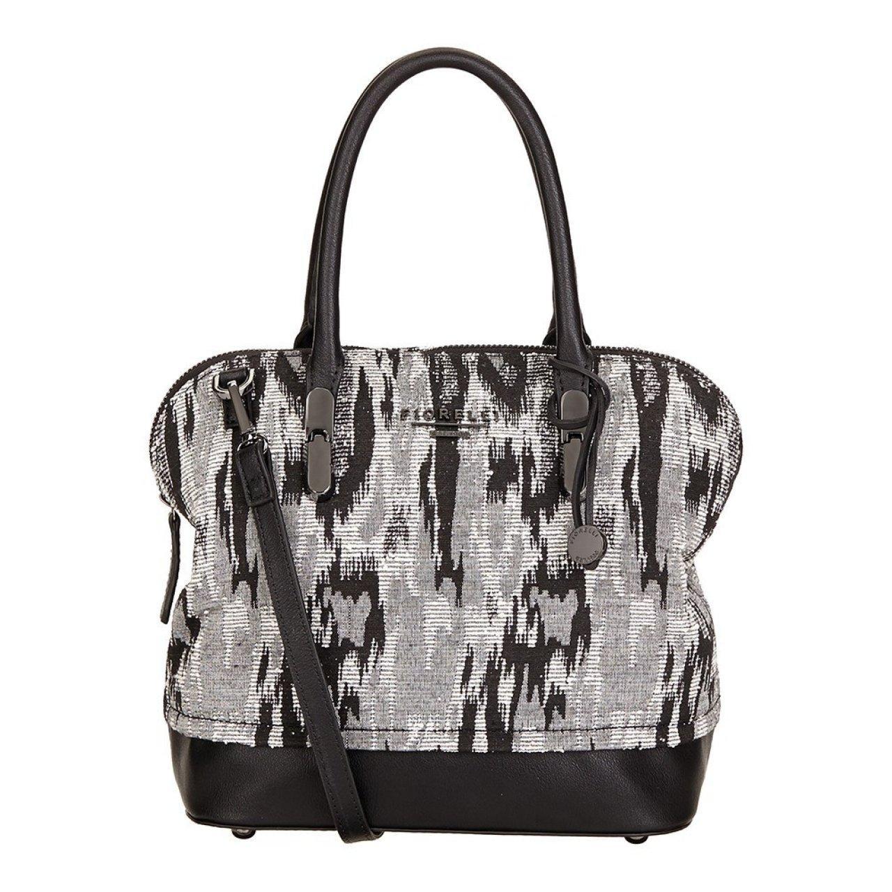 Elegantní dámská kabelka Fiorelli EMME - černá  3f3418f514a