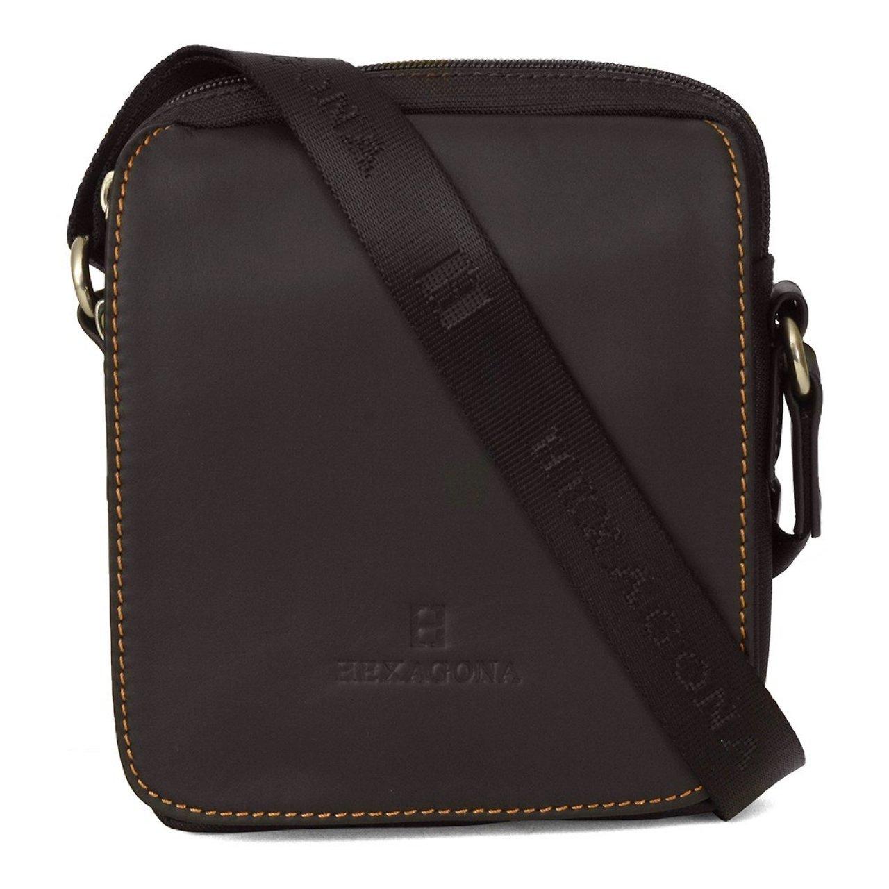 Panská taška na doklady Lee Cooper Noah - černá  a26ed17e4e