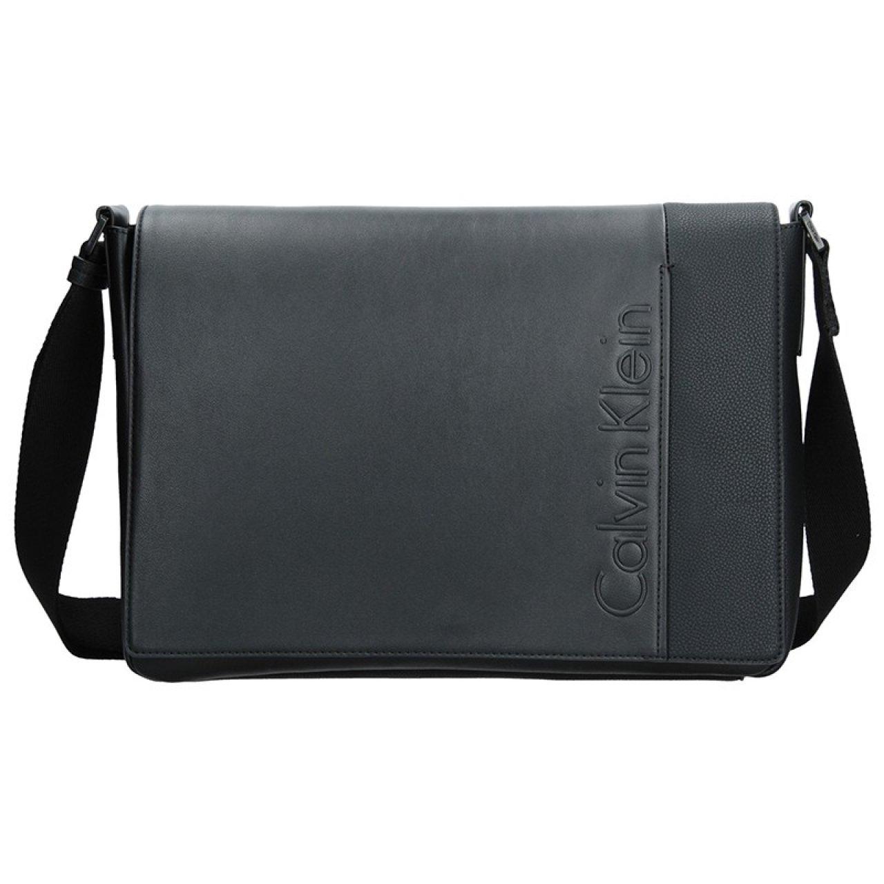 a8984049af Pánská taška přes rameno Calvin Klein Martin - černá
