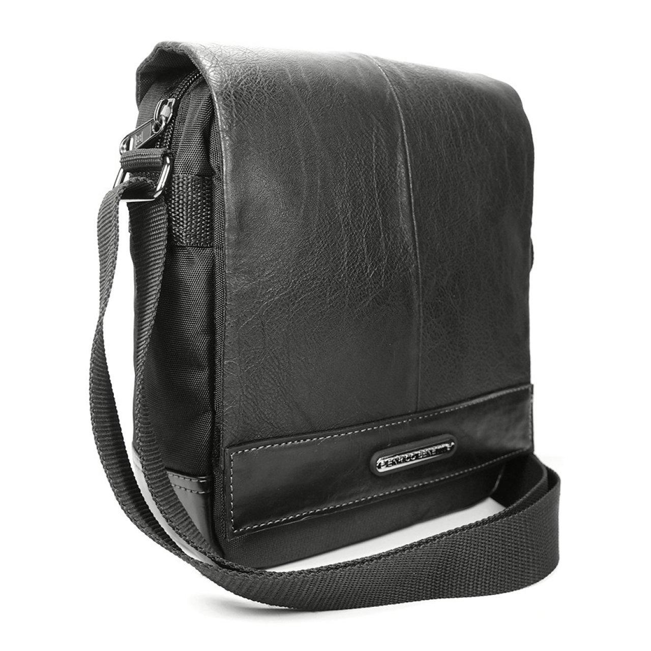 f652bb5736 Pánská taška přes rameno Enrico Benetti Artur - černá
