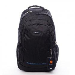Černý moderní batoh Diviley Pedro