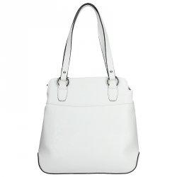 Dámská batůžko-kabelka Hexagona 495351 - bílá