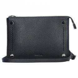 Dámská crossbody kabelka Calvin Klein Livia - černá