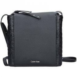 Dámská crossbody kabelka Calvin Klein Monic - černá