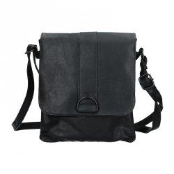 Dámská crossbody kabelka Enrico Benetti 64033 - černá