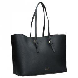 Dámská kabelka Calvin Klein Vinete - černá