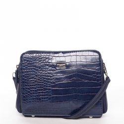 Dámská kabelka David Jones Natasha - modrá