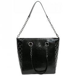 Dámská kabelka Doca 11550 - černá