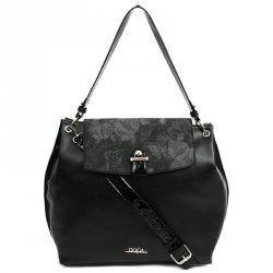 Dámská kabelka Doca 11604 - černá