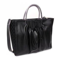 Dámská kabelka Doca 12958 - černá