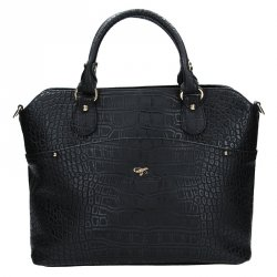 Pánská taška přes rameno Enrico Benetti Montain - černá
