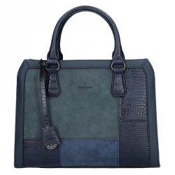 Dámská kabelka Hexagona 235093 - modrá