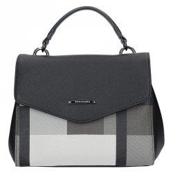Dámská kabelka Hexagona 485168 - šedá