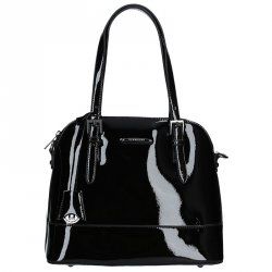 Dámská kabelka Hexagona 815175 - černá
