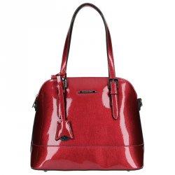 Dámská kabelka Hexagona 815175 - červená