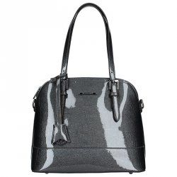 Dámská kabelka Hexagona 815175 - šedá