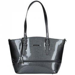 Dámská kabelka Hexagona 815178 - šedá