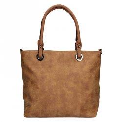 Dámská kabelka Linda - hnědá